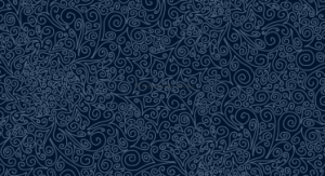 Space swirls blue tile.